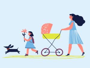 Madres solteras en España, una moda creciente