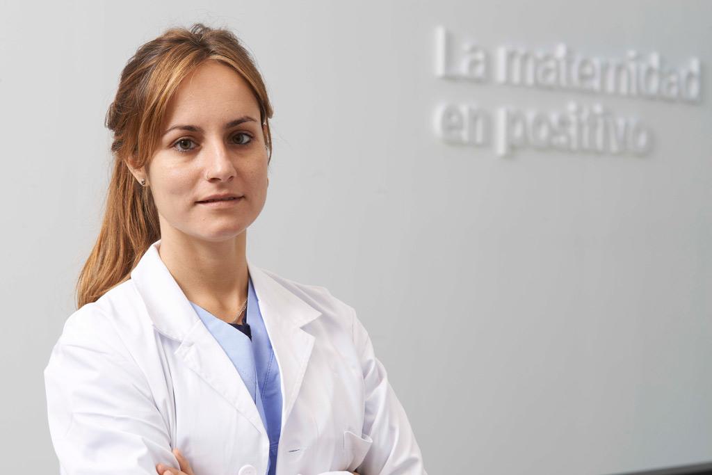 Aïda Casanovas - Equipo médico